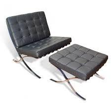 ludwig mies van der rohe barcelona. Ludwig Mies Van Der Rohe Barcelona Chair And Ottoman M