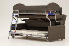 sofa that transforms into a bunk bed