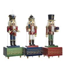 <b>Фигурка декоративная Kaemingk</b> Щелкунчик 30 см (1002250542 ...