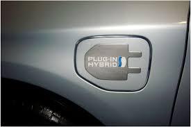 toyota prius plug in hybrid