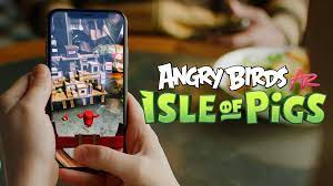 Angry Birds AR: Isle of Pigs is available now!