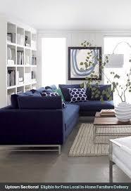 navy blue sectional sofa. Navy Blue Sectional Sofa - Foter