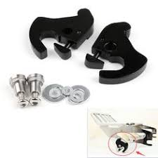 <b>41mm Windshield Windscreen</b> Clamps For Harley Dyna Sportster ...