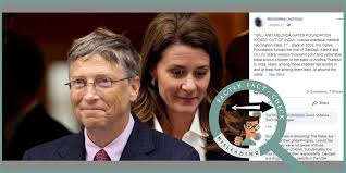 Bill & Melinda Gates Foundation 'reportedly' funded the 2009 HPV studies in  India, but it was not kicked out - FACTLY