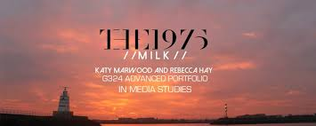 Girls The 1975 Lyrics G324 Advanced Portfolio In Media Studies The 1975 Girls Music
