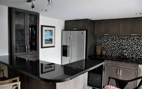 Matte Black Kitchen Cabinets Matte Black Countertops
