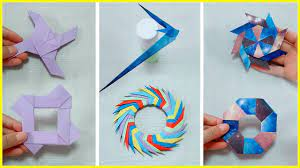 gấp đồ chơi bằng giấy siêu đẹp- origami art #96 - YouTube