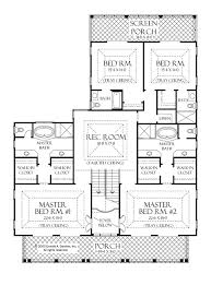 Fancy 3 Suite House Plans 1 Plan 17647LV Dual Master Suites On Dual Master Suite Home Plans