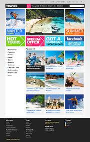 Travel Templates Website Templates Travel Travel Store Templates Custom Website