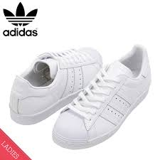 miami records shoes s79443 rakuten mail order for adidas adidas super star 80s lady s sneakers all white superstar white originals leather shoes ss lady of