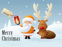 Cute Cartoon Christmas Wallpapers ...