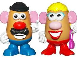 mr and mrs potato head. Wonderful And Hasbro Gives Mr Potato Head And Mrs A Makeover  CBS Boston On Mr Mrs M