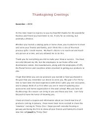 Thank You Letter Melissa Fietsam