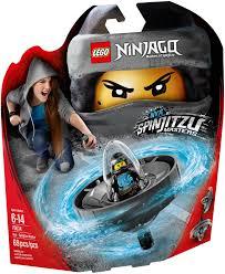 Đồ Chơi LEGO Ninjago 70634 - Lốc Xoáy Bay của Nya - Spinjitzu Master (LEGO  Ninjago 70634 Nya - Spinjitzu Master)