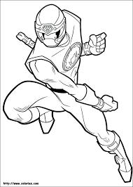 Coloriage Power Ranger Baguasinfo