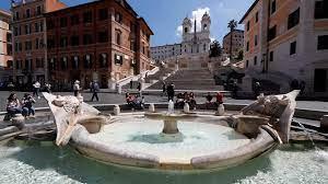 ظهور بؤرتين جديدتين لفيروس كورونا في العاصمة الإيطالية روما