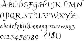 callifonts 1600 s calligraphy fonts fonts pinterest