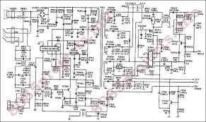 wiring diagram for computer power supply the wiring diagram computer power supply schematic nilza wiring diagram