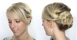 Coiffure De Mariage Sur Cheveux Mi Long Style Cue By