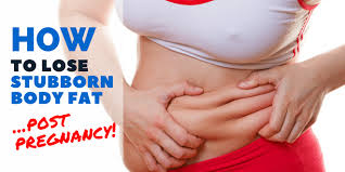 how to get rid of annoying belly fat