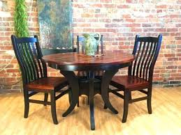 42 pub table round inch and chairs