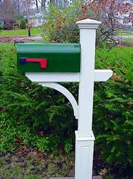 wood mailbox posts. Contemporary Posts New Englander Mail Box Post With 18 In Wood Mailbox Posts I