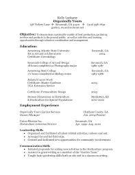 biology major resume entry level biology resume template - Biology Resume  Template