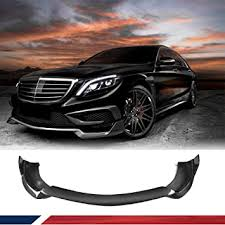 Ultra powerful yet efficient 4.7 v8 engine! Amazon Com Jc Sportline Carbon Fiber Bumper Lip Fits For Mercedes Benz S Class W222 S63 Amg 2013 2017 Front Lip Spoiler Air Dam Factory Outlet Automotive