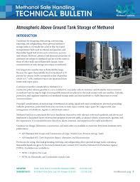 Atmospheric Tank Design Atmospheric Above Ground Tank Storage Of