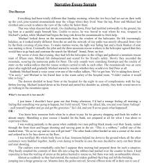 Narrative Essay Writing Definition Tips And Examples