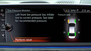 X3 Bmw Tire Pressure Light Keeps Going Reset Your Tire Pressure Monitor Tpms Bmw Genius How To