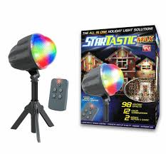 Details About Startastic Max Holiday Dancing Laser Light Projector 122 Effects As Seen On Tv