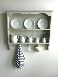 plate display shelf french country wall shelf wall shelves shelf unit kitchen shelves plate rack china