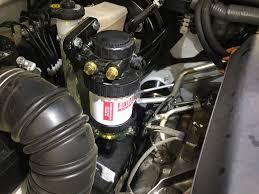 Toyota Hilux (2015-Present) 2.8L D4D Primary (PRE) Fuel Filter Kit ...