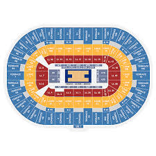 Pechanga Arena San Diego San Diego Tickets Schedule Seating Chart Directions