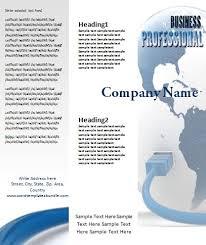 free microsoft word brochure templates tri fold word template trifold brochure oyle kalakaari co