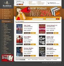 Free Website Template Fascinating Book Store HTML Website Template Best Website Templates