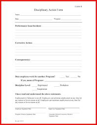 Restaurant Write Up Forms Floridaframeandart Com Modern Write Up Form Employee Write Up Form