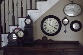 using a clock for wall in your house decorative clocks walls yasaman