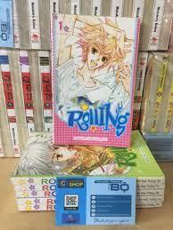 Truyện Rolling Full bộ 6 Tập Giá rẻ | Mua bán truyện tranh đủ bộ, truyện 8x