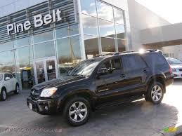 2006 Toyota 4Runner Limited 4x4 in Black - 064215 | Autos of Asia ...