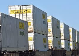 Jb Hunt Intermodal Us Shippers Seek Capacity With Jb Hunt Intermodal Dedicated