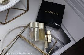 guerlain parure gold my golden ritual