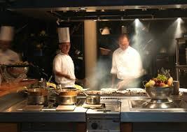 Open kitchen Picture of The Kitchen Restaurant Kandoomaafushi