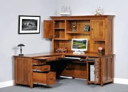 wonderful desks home office. Office Corner Desks Wonderful Home Desk With Hutch For .