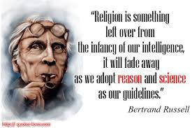 Bertrand Russell Why I Am Not A Christian Quotes Best of Quotes About Science Over Religion 24 Quotes