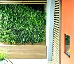 outdoor wall planters hanging indoor living planter woolly pocket diy kits gorgeous herb garden living wall planter