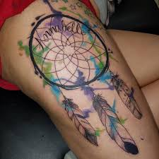 Dream Catcher Names Classy 32 Dreamcatcher Tattoo Best Designs With Meaning