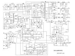 Wiring diagram pc power supply for puter inside