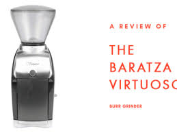 These settings range from an ultra fine espresso to a coarse grind for manual or drip brewing. Baratza Virtuoso Burr Coffee Grinder Review April 2021 Update